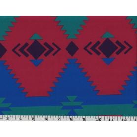 Imprimé Poly-Spandex Recyclé 3017-22