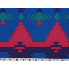 Recycled Poly-Spandex Print 3017-22