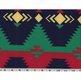 Recycled Poly-Spandex Print 3017-23
