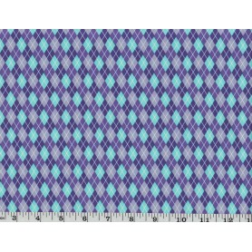 Recycled Poly-Spandex Print 3017-24