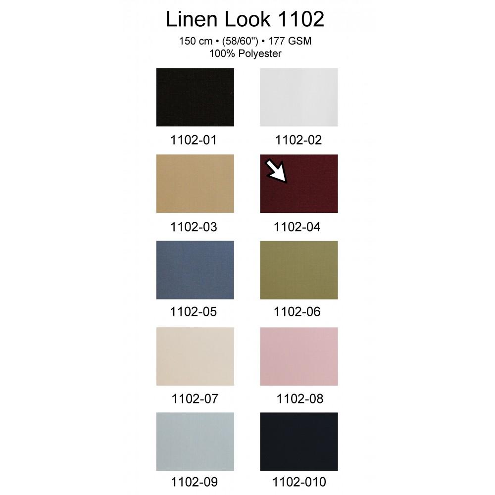 Linen Look 1102