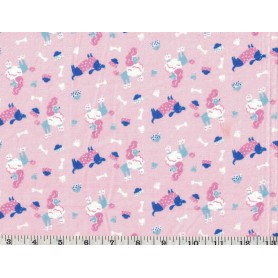 Printed Flannel 7004-37