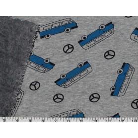 Coton Ouaté Imprimé 7123-6
