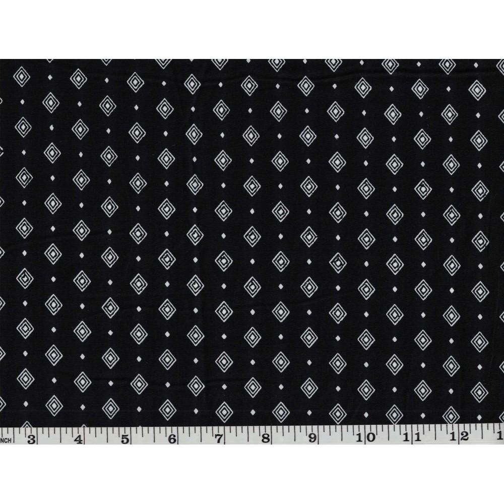 Poly Coton Imprimé 5044-20