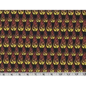 Poly Coton Imprimé 3050-1
