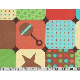 Coton Quilt 2104-1