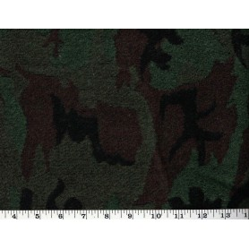 Camouflage Wool 10141-1