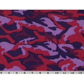 Printed Knit Camouflage 6905-2