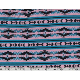 Printed Cotton Lycra 6901-1