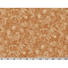Printed Cotton Lycra Stof 5557-48
