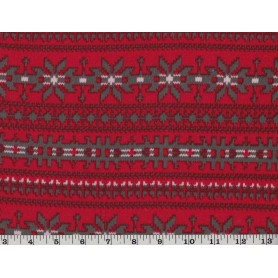 Printed Knit 2827-2