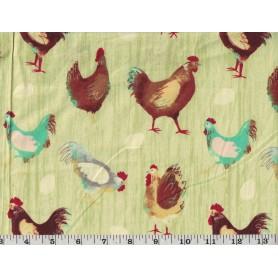 Quilt Cottons 6301-458