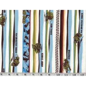 Printed Cotton Lycra 6901-3