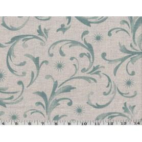 Canvas de Coton Imprimé Stof 5541-1