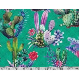 Canvas de Coton Imprimé Stof 5545-1