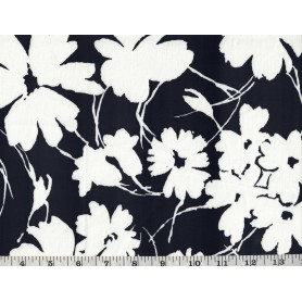Printed Cotton Satin 9923-2