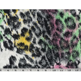 Printed Knit Jersey 6907-1