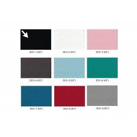 Quilted Jersey Stof 5531