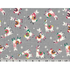 Printed Flannel 7004-72