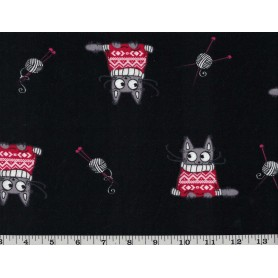 Printed Flannel 7004-79