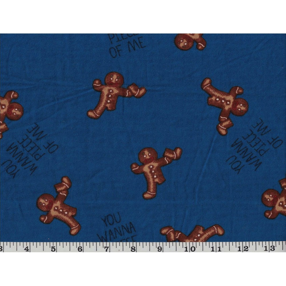 Printed Flannel 7004-125