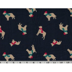 Printed Flannel 7004-139