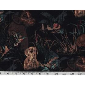 Flanelle Imprimé 9934-1
