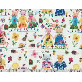 Quilt Cottons 8101-45