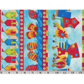 Quilt Cotton 7007-9
