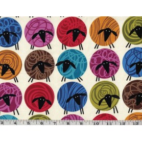 Quilt Cottons 7007-54