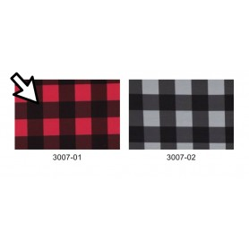 Buffalo Plaid Spandex 3007