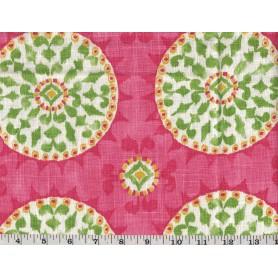 Printed Linen look 7514-6