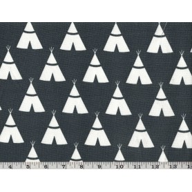 Printed Polyester canvas 4901-1
