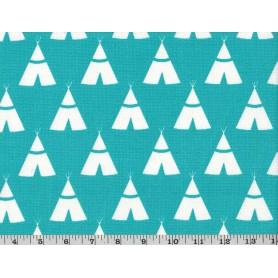 Canvas de polyester imprimé 4901-3