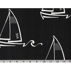 Printed Polyester Canvas 4901-7