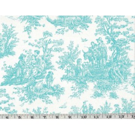 Printed Polyester Canvas 4901-28