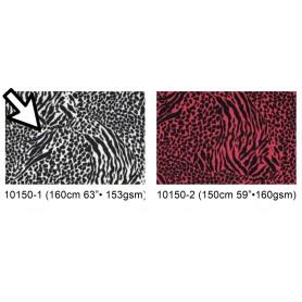 Printed Velvet 10150