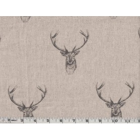 Printed Linen Canvas BB 5207-1