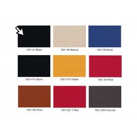 Plain Canvas Panama 1001